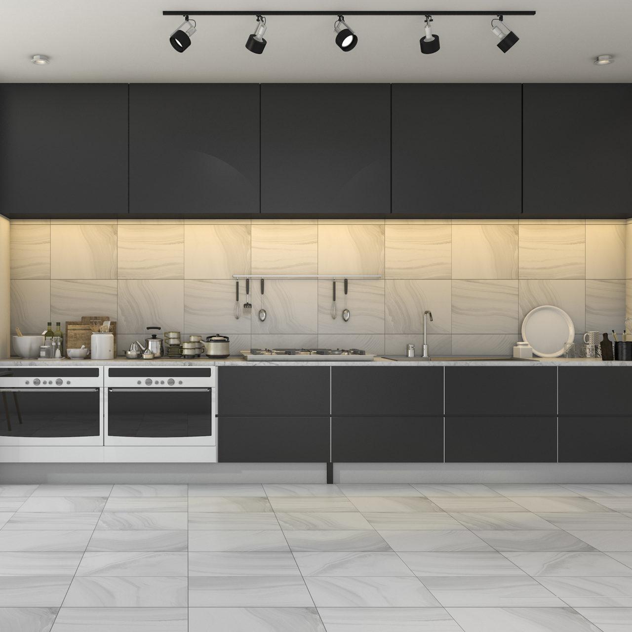 parallel kitchen designs