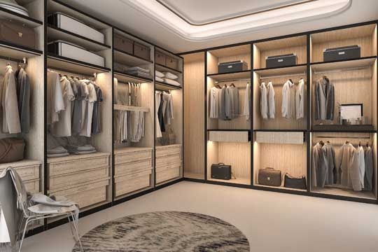 DIFFERENCE BETWEEN SWING AND SLIDING WARDROBE.